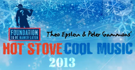 hot stove cool music 2013